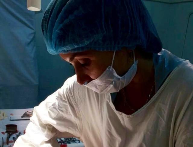 Оперативная деятельность в гинекологии