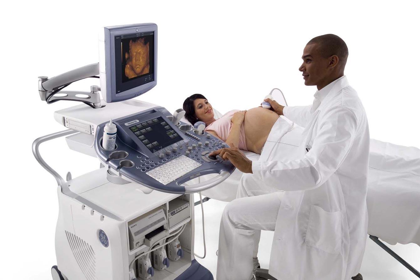 Ультразвуковая диагностика на аппарате GEVolusonE8