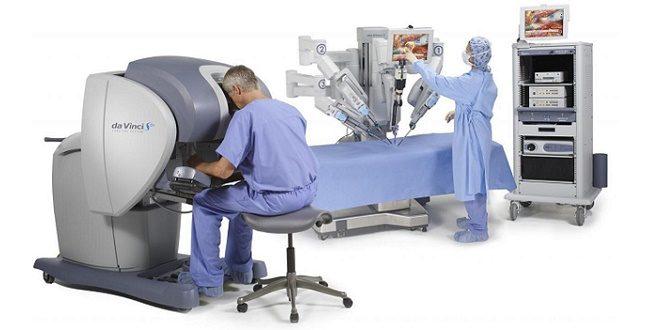 Роботический комплекс Da Vinci Ci